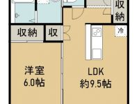 K.my.House 間取り図