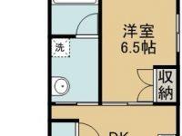 賃貸 エコビエントSEIKO 3階 間取り図