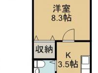 賃貸 ZUMI HOMEマンション 3階 間取り図