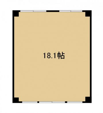 第2ファミリーマンション 105 間取り図
